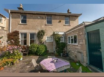 EasyRoommate UK - Lovely double room in Coach House with views!, Bath - £480 pcm