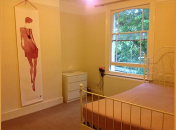 Large double room in brockley SE4