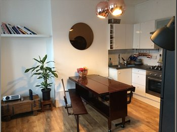 Beautiful recently refurbished 4 double bedroom flat share