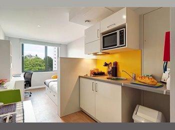 EasyRoommate UK -  Merchant Studio Apartment in City Centre, Deposit paid (100 GBP)+50 GBP extra :-), Glasgow - £636 pcm