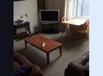 EasyRoommate UK - Room in spacious central flat 2 mins from Union Street only £325 per month, Aberdeen - £325 pcm