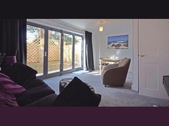 Superb en-suite master bedroom at CB4