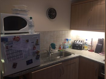 EasyRoommate UK - Bright double bedroom in modern flat for let, Aberdeen - £425 pcm