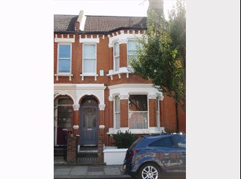 double room in very spacious Balham house