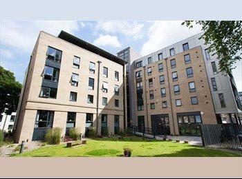 EasyRoommate UK - Unite Student Accommodation Room available to rent, Edinburgh - £620 pcm