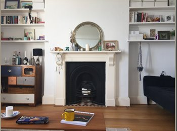 Single room in furnished flat, Cotham