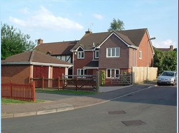 Double Rooms - Professionals - Warndon - £95pw+