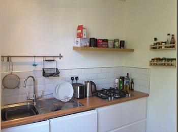 EasyRoommate UK - Double room in Kennington with large lounge, London - £750 pcm