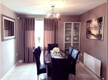 EasyRoommate UK - Lovely en-suite in Broughton., Broughton - £600 pcm