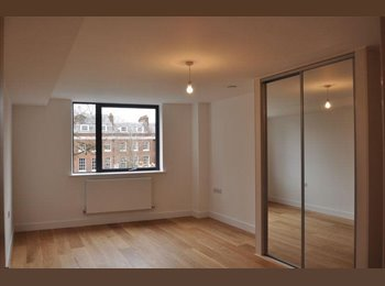 EasyRoommate UK - Double rooms with parking in new city centre flat, Exeter - £500 pcm