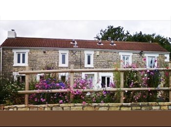 EasyRoommate UK - Ensuite Room in Rural Country Cottage, Clapton - £450 pcm