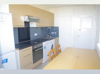 EasyRoommate UK - LARGE DOUBLE ROOMS | TO LET | NEW KENT ROAD | SE16, London - £780 pcm