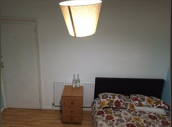 EasyRoommate UK - One double to rent , London - £500 pcm