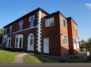 EasyRoommate UK - Open viewing on Thursday 28th October between 6pm until 8 pm. No appointment required., Chesterfield - £395 pcm
