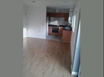 EasyRoommate UK - 1 double bedroomed bed Flat next to Basingstoke Hospital, Basingstoke - £775 pcm