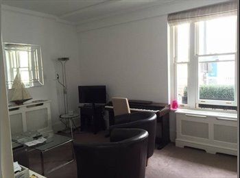 Double bed with own bathroom in Pimlico
