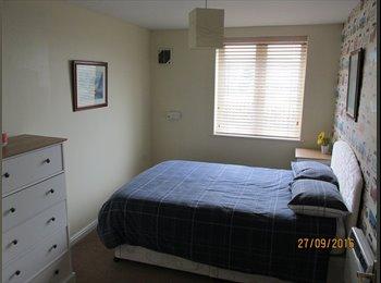 EasyRoommate UK - double bed, Swindon - £500 pcm