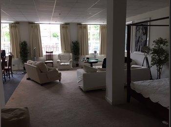 Free accommodation.