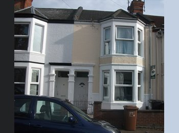 EasyRoommate UK - Converted Victorian Guest House , Northampton - £395 pcm