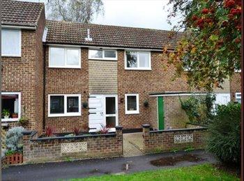 EasyRoommate UK - Very large double room in lovely house share, Bracknell - £560 pcm