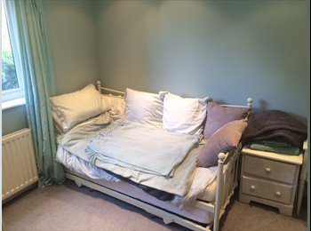 LUXURY DOUBLE ROOM WITH WALK IN WARDROBE & MANY EXTRAS