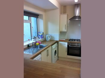 EasyRoommate UK - Fully furnished Double room in shared house (2 x professionals) 100 meters from Cosham train station, Portsmouth - £390 pcm