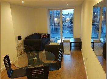 EasyRoommate UK - Ensuite room in Devons Road (couples&female only), London - £1,020 pcm