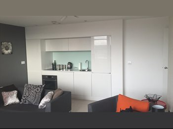 Luxury, cosy double bedroom available in city center