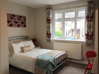 Airport Location. Luxury large Room in Professional Shared...