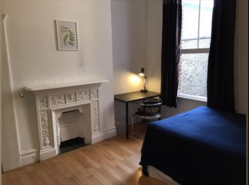 LOVELY DOUBLE ROOM  IN SHEPERDS BUSH AVAILABLE!! 1 SINGLE...