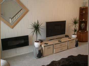 EasyRoommate UK - Quiet Suburban house  Lovely Views , Plymouth - £500 pcm