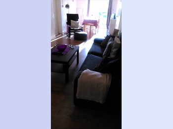 EasyRoommate UK - Double room Morden 2 mins from tube!, London - £587 pcm