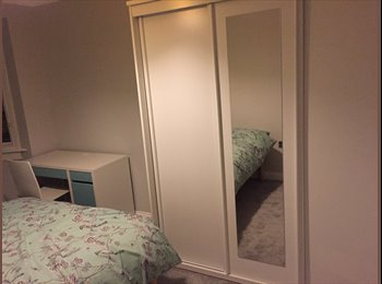 Large newly refurbished double rooms