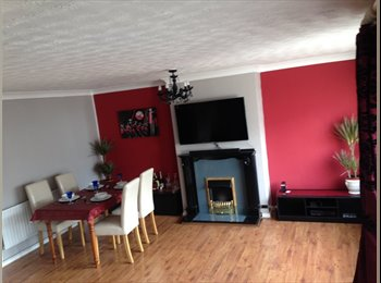 Double Room to Rent in Clean Flat in Portsmouth PO2