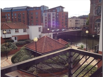 Furnished Double room - Central Bristol