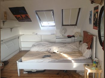 GREAT DOUBLE ROOM WITH EN-SUITE IN LOVELY HOUSE HOLD.