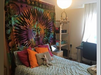 EasyRoommate UK - Large bright room available in friendly mixed student house in Heaton, Newcastle upon Tyne - £347 pcm