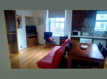 2 Double Rooms - Own Bath, City Centre, inc Bills