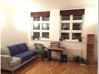 Huge room in lovely Stratford flat (home!)