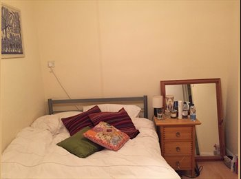 Spare double room, 4 bed in Balham, young profs