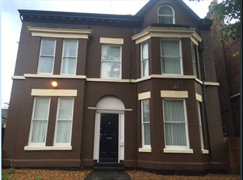 EasyRoommate UK - Rooms in shared property close to Sefton Park and City Centre, Liverpool - £390 pcm