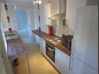 EasyRoommate UK - ** Room Share: 4 Double Bedrooms in Malcolm Street **, Newcastle upon Tyne - £80 pcm