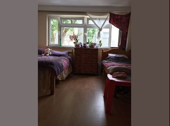 TWO HUGE DOUBLE ROOMS FOR RENT!