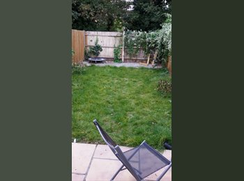EasyRoommate UK - Lovely Double Room in Gorgeous Garden Flat, Seven Sisters, London - £694 pcm