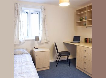 EasyRoommate UK - A free En Suite (your own Shower, Toilet attached to the bedroom) room in Carr Mills student accommo, Leeds - £360 pcm