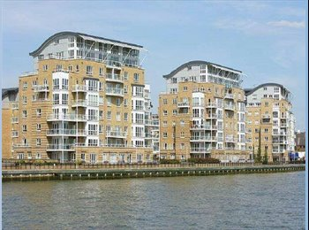 EasyRoommate UK - #REDUCED# Double Room Available Cannary wharf, Bristol - £866 pcm