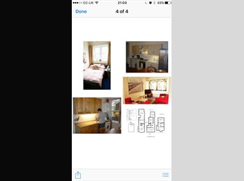 EasyRoommate UK - Two bedrooms to rent, Sheffield - £494 pcm