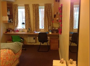 EasyRoommate UK - FREE rent for the first term- Full time student accommodation at Victoria Halls, Sheffield - £477 pcm