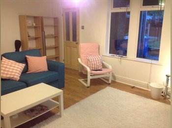 EasyRoommate UK - Derby city centre - double room in house share with 1 other, Derby - £400 pcm