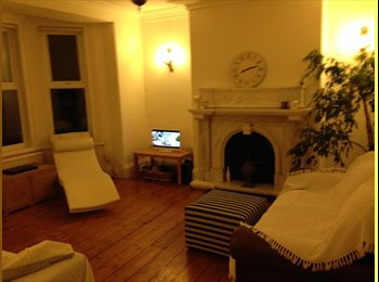 EasyRoommate UK - Double room in stunning 2 bed Victorian Maisonette, Plymouth - £400 pcm
